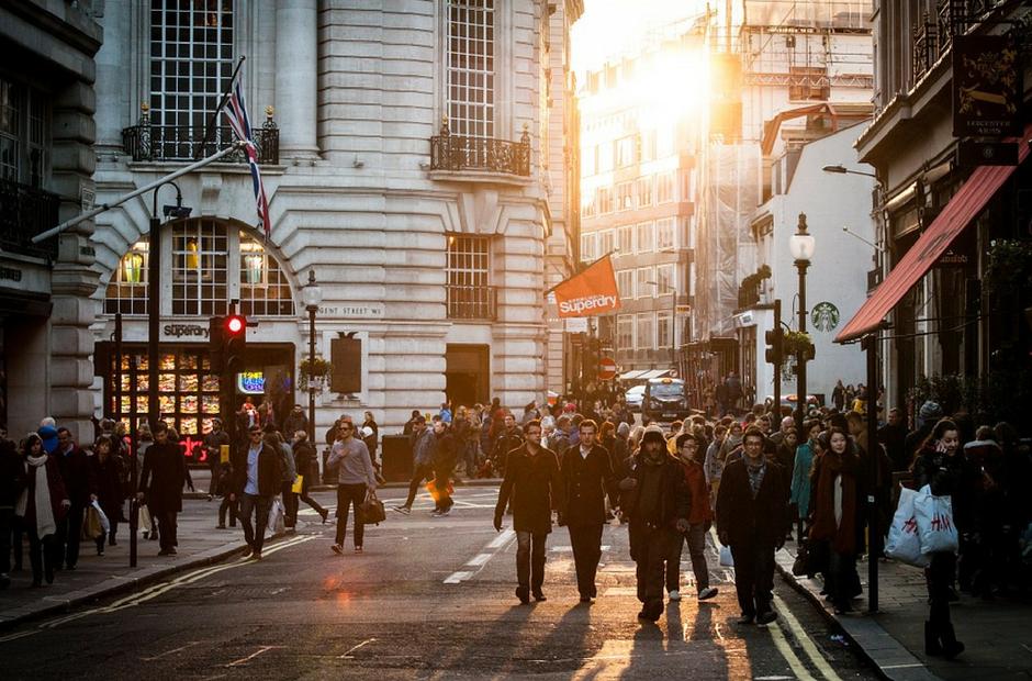 Britain, City, street, people, public spaces, asbestos, How does asbestos affect public spaces in Britain?